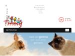 Vendita online cibo cani vendita online cibo gatti Vendita accessori per acquari online TUMY PET ...
