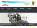 Turbo. it | Turbocompressori, turbocompressore, turbina auto, turbine, iniettori, catalizzatori, ...