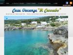 Case Vacanze Il Carrubo - Appartamenti in Affitto a Marina di Novaglie - Salento