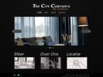 The city curtains - Gent Overgordijnen | Raamgordijnen Gent | Stoffen Gent