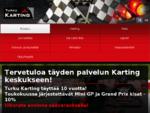 Täyden palvelun karting-keskus | Turku Karting Oy