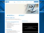 Lukkoseppä, lukot ja helat, abloy-lukot | Turku, Salo | Turun Lukko