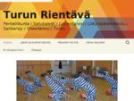 Turun Rientävä | Perheliikunta Satubaletti Lastentanssi Liikuntaleikkikoulu Salibandy S