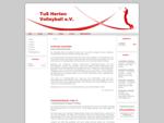 TuS Herten Volleyball Online