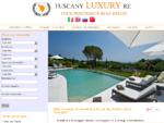 Ville di Lusso in Vendita a Forte dei Marmi ed in Toscana - Tuscany RE