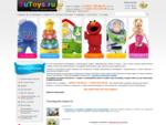 «TuToys» - продажа и оптовые поставки развивающих игрушек. Интернет магазин игрушек TuToys