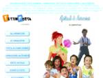 Animazione compleanni e organizzazione feste per bambini by tuttinfesta. it