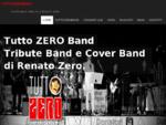 Tribute Band Renato Zero in Italia - Cover Band Renato Zero - Concerti e Spettacoli con Musica Live