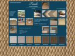 Tuuli Floor Covering - All weather flooring - European Woven Vinyl - All weather fabric border