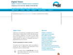 Digital Vision Digital TV Aerial Satellite Installation Bradford Leeds