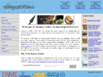 Thames Valley Archaeological Services Ltd - Portal
