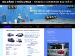 Biltvätt i Frölunda - tvätta bilar, tvätta skåpbilar, husbilar, lastbilar, Göteborg