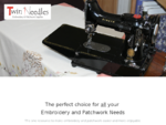 Twin Needles Embroidery Patchwork Supplies - Creswick