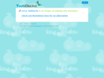 Create Twitter Backgrounds - Custom Twitter Backgrounds