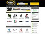 AGV Helmets | Gerbing Heated Clothing | RST | Weise | Motorbike Gloves | Honda