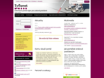 Tyflonet - informační portál pro zrakově postižené