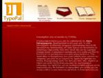 ΤΥΠΟΠΑΛ | Τυπογραφείο-Εκδόσεις | Ημερολόγια τοίχου | Κουτιά | Έντυπα