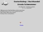 Esoterikshop Buchhandel Ursula Schwemmer Mönchengladbach