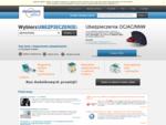 Ubezpieczeniaonline. pl - Ubezpieczenia na życie, mieszkania i domu, komunikacyjne OCACAssistance,