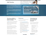 Cisco Unified Communications 500 Series | UC 500, UC 520, UC 520W, UC 540W, UC 560