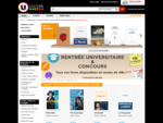 Uculture. fr - Librairie en ligne, vente de livres et Ebooks - Magasins U