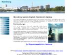 Übersetzung Spanisch, Englisch, Französisch in Hamburg Übersetzungsservice