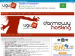 Darmowy hosting UGU. PL - WWW, PHP, MySQL, DNS, E-MAIL