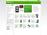 UHU Shop Das Fachgeschäft für portable Geräte. Wir führen Cowon iAudio, Franklin Übersetzer, Grado ...