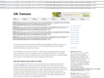 UK Census | UK Census Records | UK Ancestry | England Genealogy Research