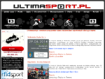 Ultimasport. pl - elektroniczny pomiar czasu na zawodach sportowych obsługa imprez