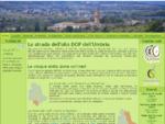 Umbria - Strada dell olio DOP