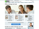 2ask - Online Umfrage Tool - Online Umfrage erstellen