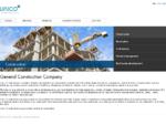 Unico Construction - General Construction Company