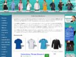 Playeras y ropa publicitaria en Mexico | Uniformes Bordados | UNIBORD