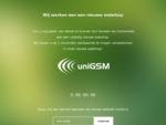Welkom - uniGSM - Uw shop in GSM-accessoires Zoals Batterijen, Headsets, Frontjes, enz. voor Nok