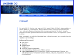 UniJob OÜ - Tasuta koduleht - Firmast