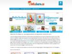 Personliga barnböcker och doppresenter - Unikabarn. se