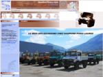 Dauphiné Poids Lourds Unimog - Vente et réparation de véhicules et matériels d'occasion Unimog et .
