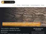 Unique Designs - Website Designers, Graphic Designers, New Zealand