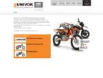 UNIVOK Motocykly KTM