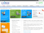 Uniweb Communications - Home