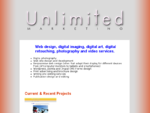 Unlimited Marketing A Christian Advertising Agency at Noosa Sunshine Coast - ads, web sites, broch