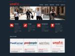 Unofit consultoría de gestión en deporte y ocio, diseño e ingeniería en instalaciones deportivas.