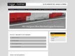 ROGGE I MALMER - Marketing, Vertrieb, Werbung [Beratung, Vorträge, Managementberatung, Werbeage