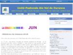 Unité Pastorale Aix Val de Durance