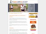 VI Sappee UpHill Run 24. 5. 2014 - Ylämäkijuoksun epävirallinen SM-kilpailu