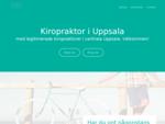 Kiropraktor Uppsala Uppsala Kiropraktor klinik