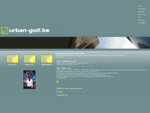 UGB . urban golf belgium . events bedrijfsuitstappen teamdagen
