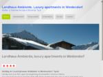 Landhaus Ambiente Ferienwohnung Westendorf Tirol