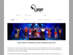 URP Event Production and Creative Services